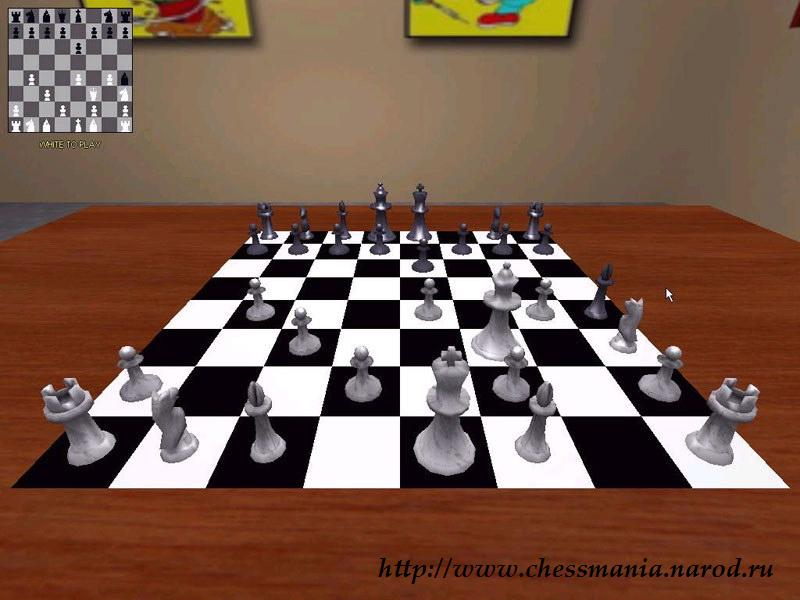 free chess game  for pc 3d software