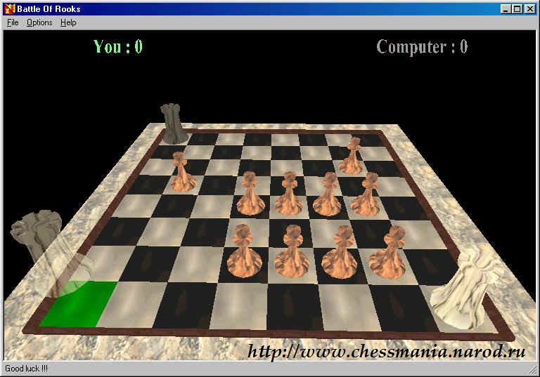 the Collection of free chess programs  To download chess programs