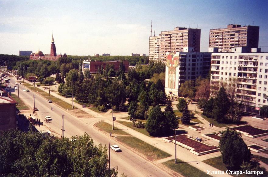 Улицы и скверы Самары поменяют имена & nbsp; Некоторые скверы и улицы